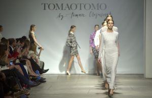 scena z: Tomaotoma - pokaz kolekcji, SK:, , fot. Kurnikowski/AKPA