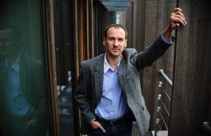 Dziennikarz Gazety Wyborczej Vadim Makarenko
