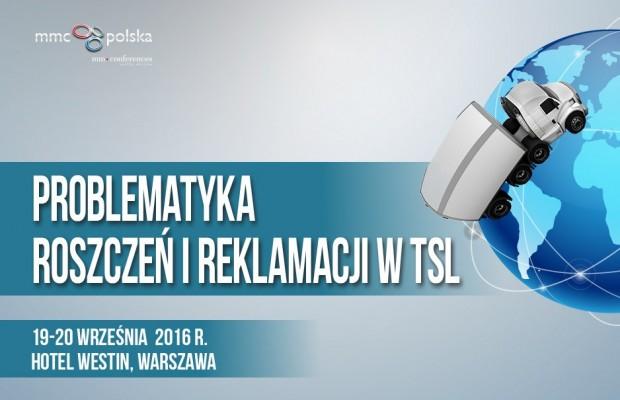 Roszczenia i reklamacje w TSL