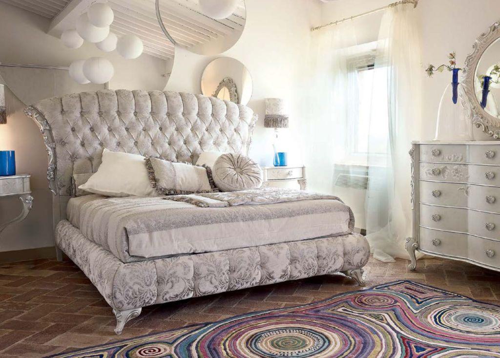 Piękna sypialnia według marki Volpi