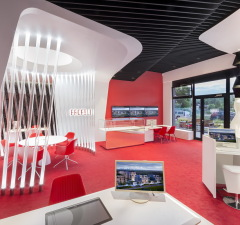 Biuro Sprzedazy PROFBUD fot.Szymon Polanski-4-design R. Majkut