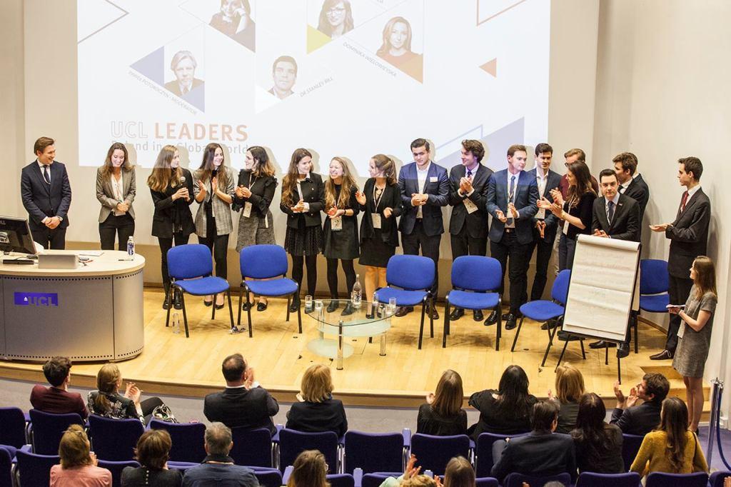 UCL Leaders, fot. Gosia Skibińska